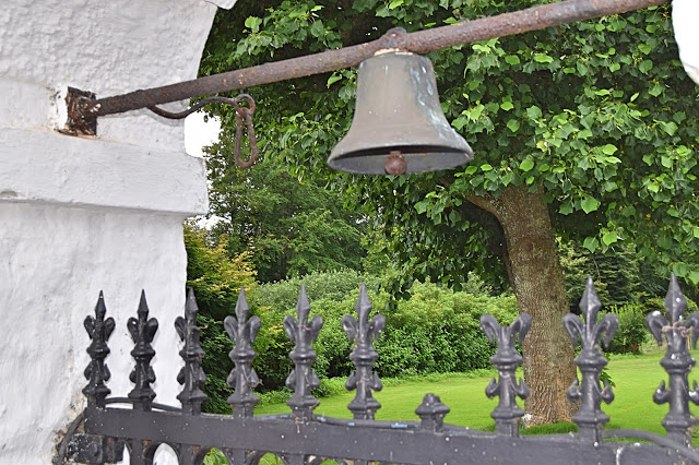Bosjö kloster slotshave Sverige