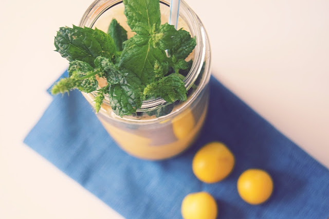 Mirabelle smoothie
