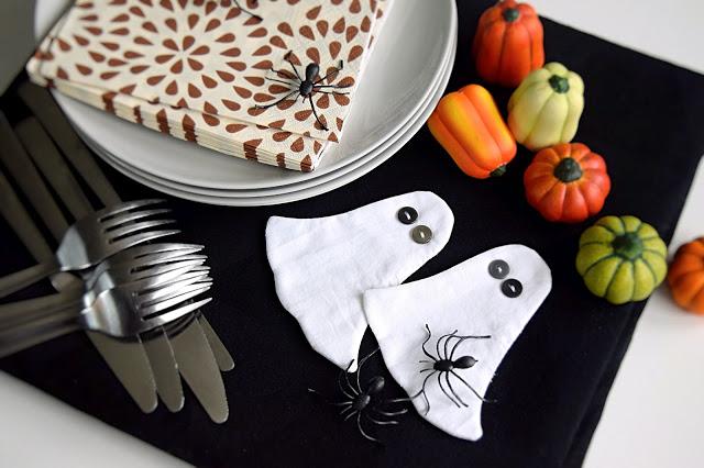 Halloween spøgelser