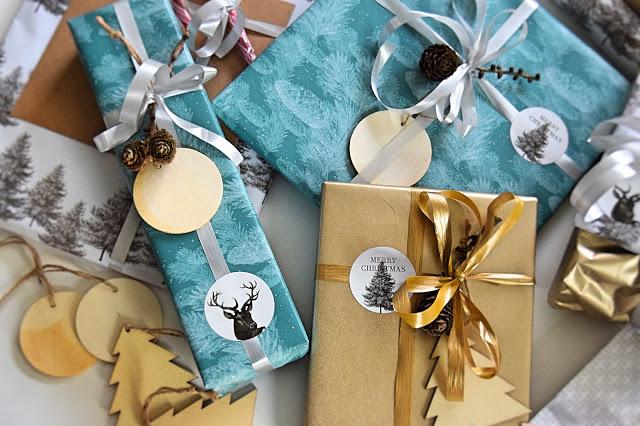 Ideer til gaveindpakning