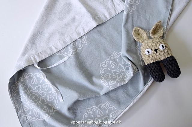 Baby dynebetræk – Sy selv