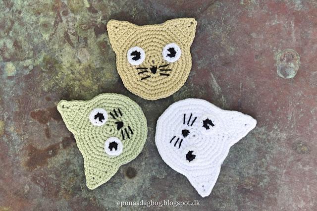Hæklede katte