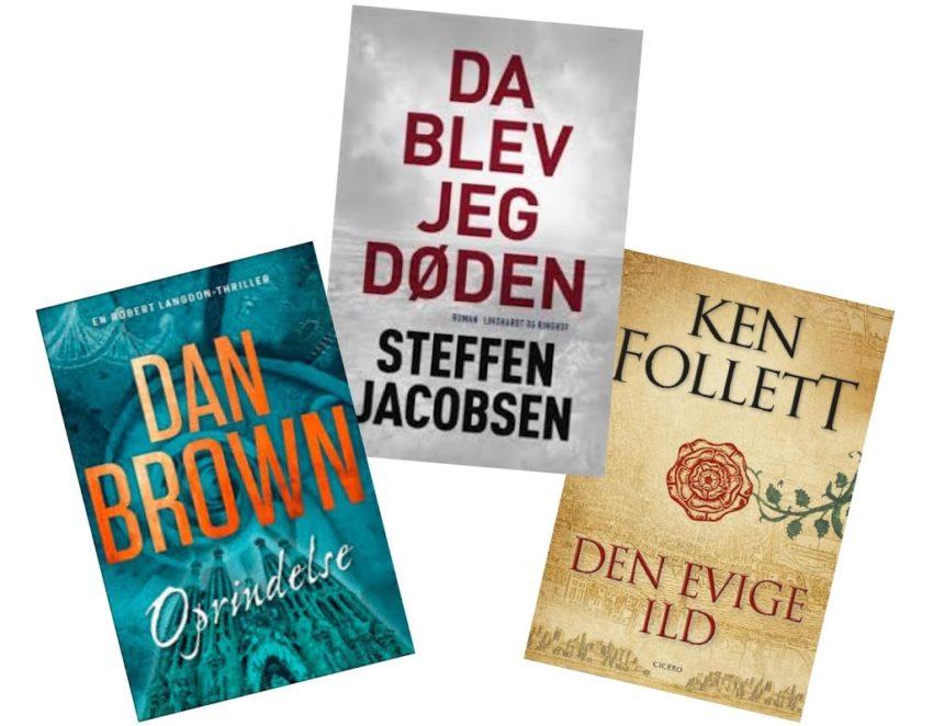 3 bog ønsker for efteråret
