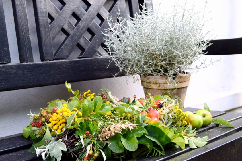 Alt godt fra naturen – Høstkrans