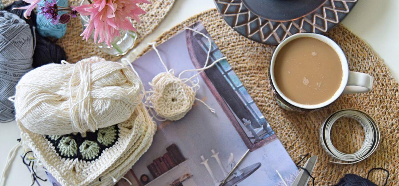 Hækle og strikkebøger