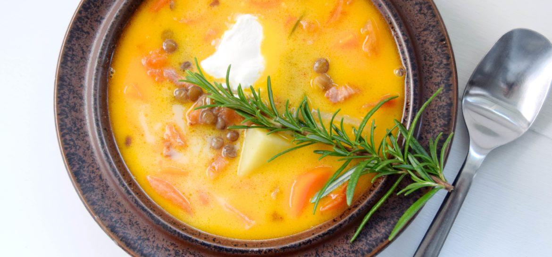 Bonde suppe