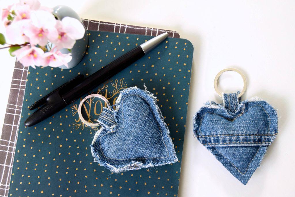 ideer med gamle jeans