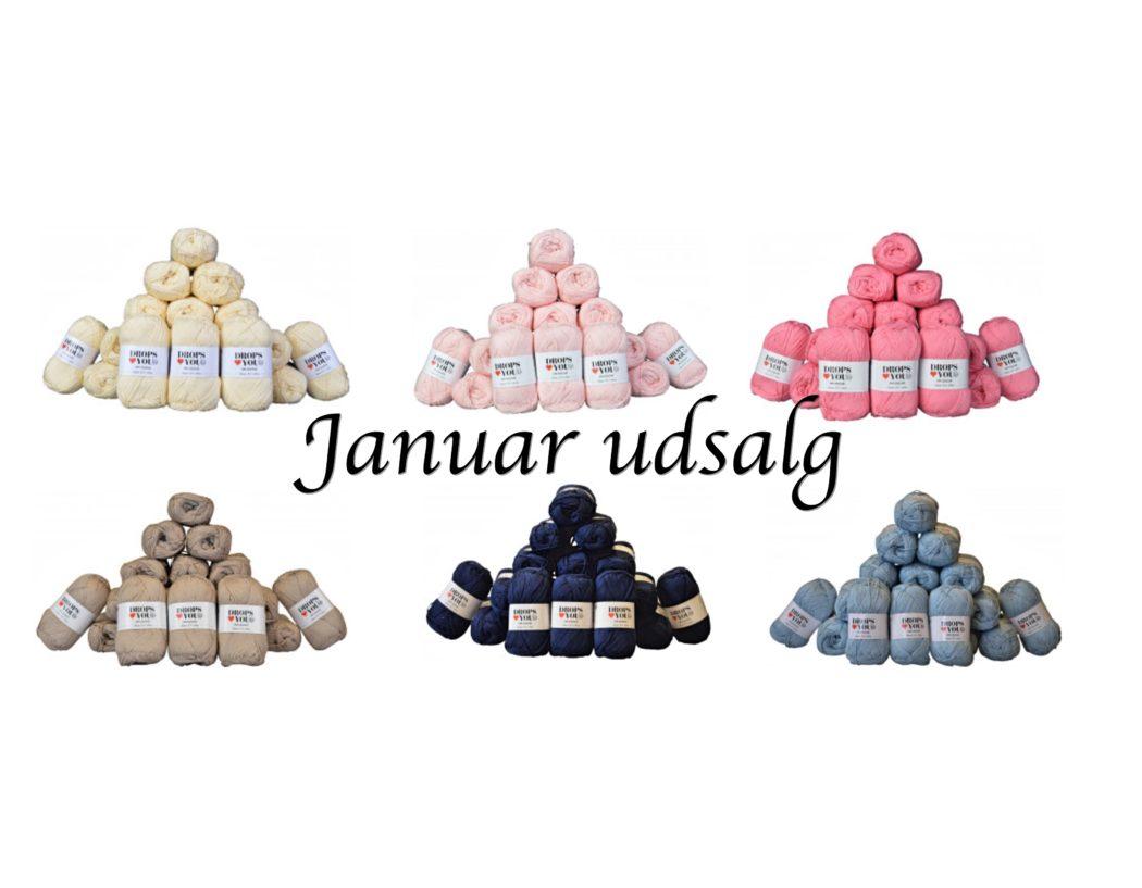 Januar udsalg