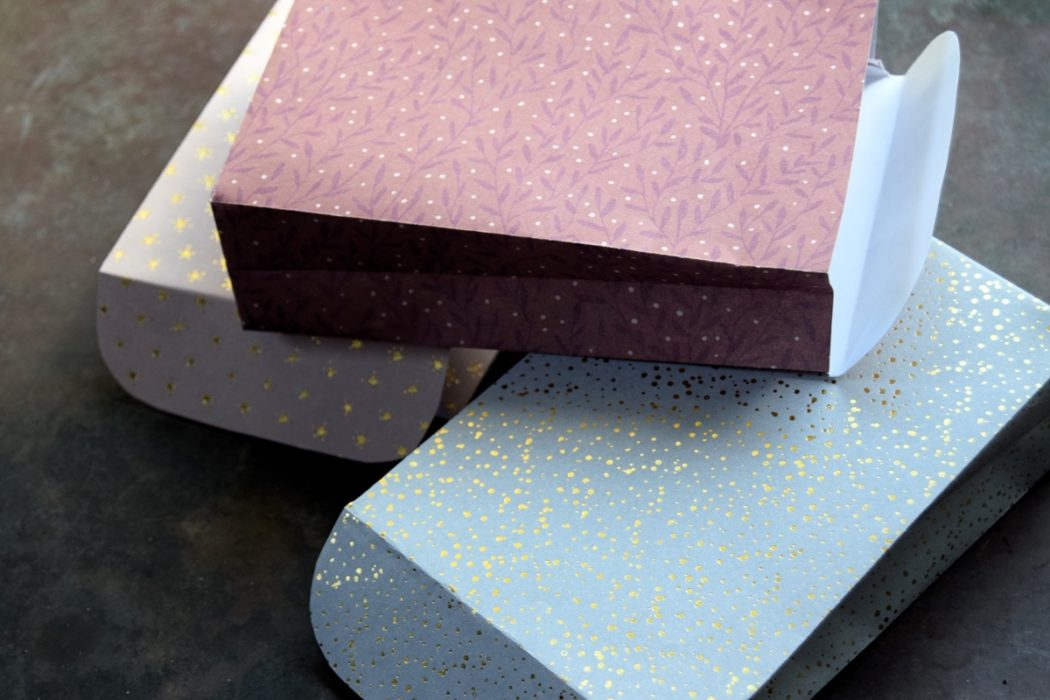 DIY: Papir gaveposer
