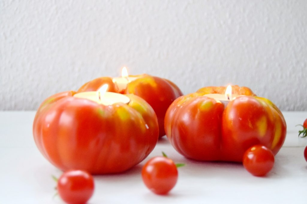 tomatstager af bøftomater