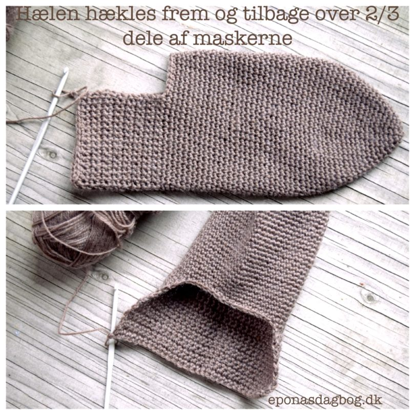 Hæklede sokker