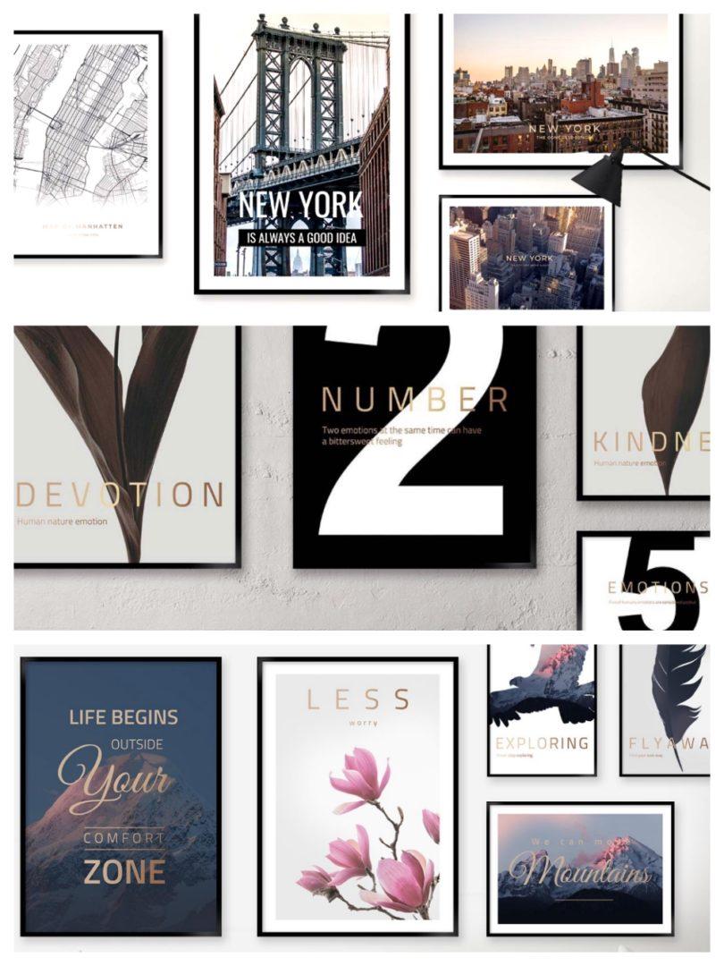 Køb plakater online