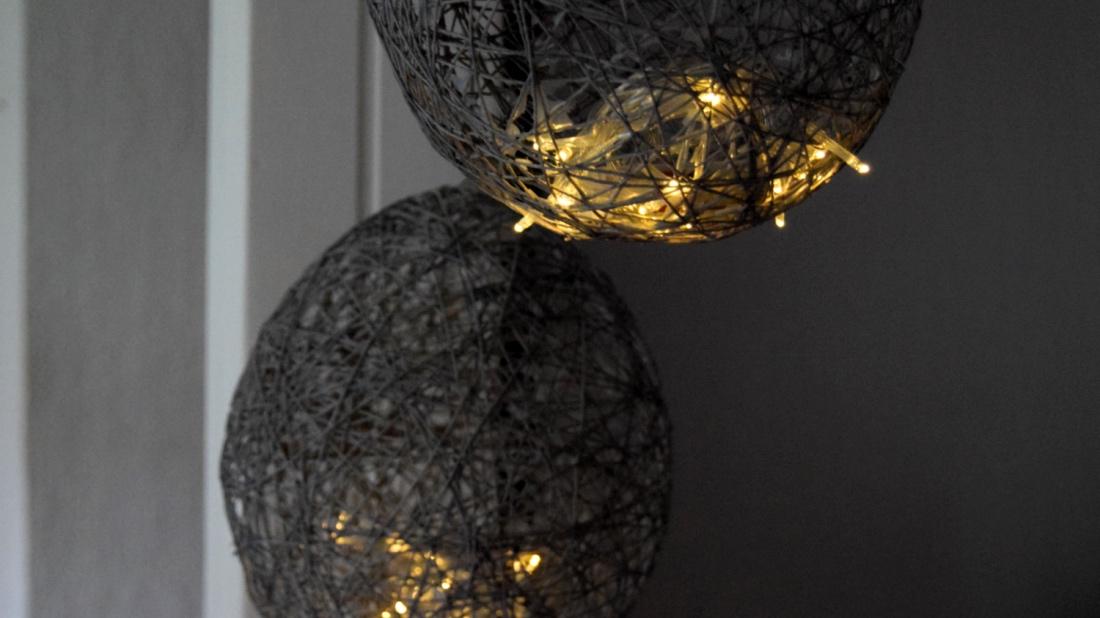DIY: Stemningsfulde lamper