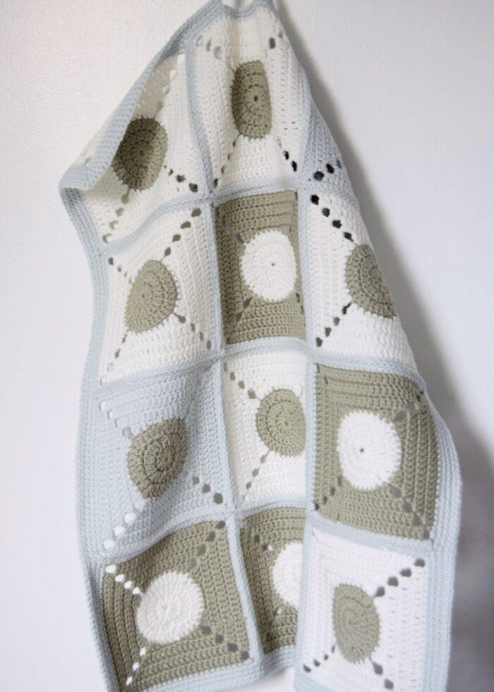 garnrester, Cirkeline håndklædet