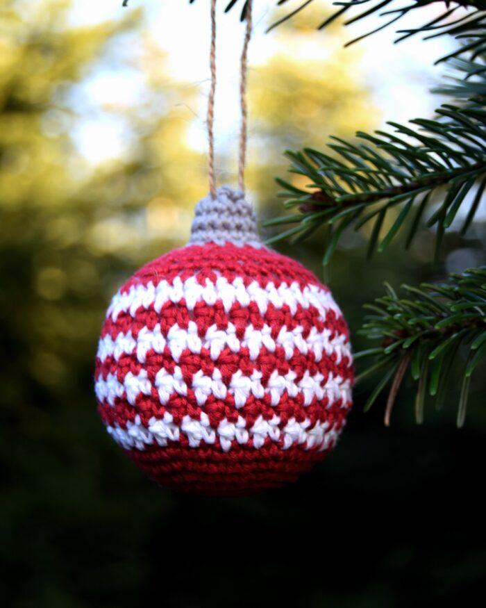 Hæklet julepynt