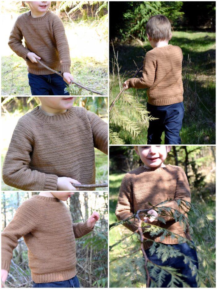 Sune basis sweater