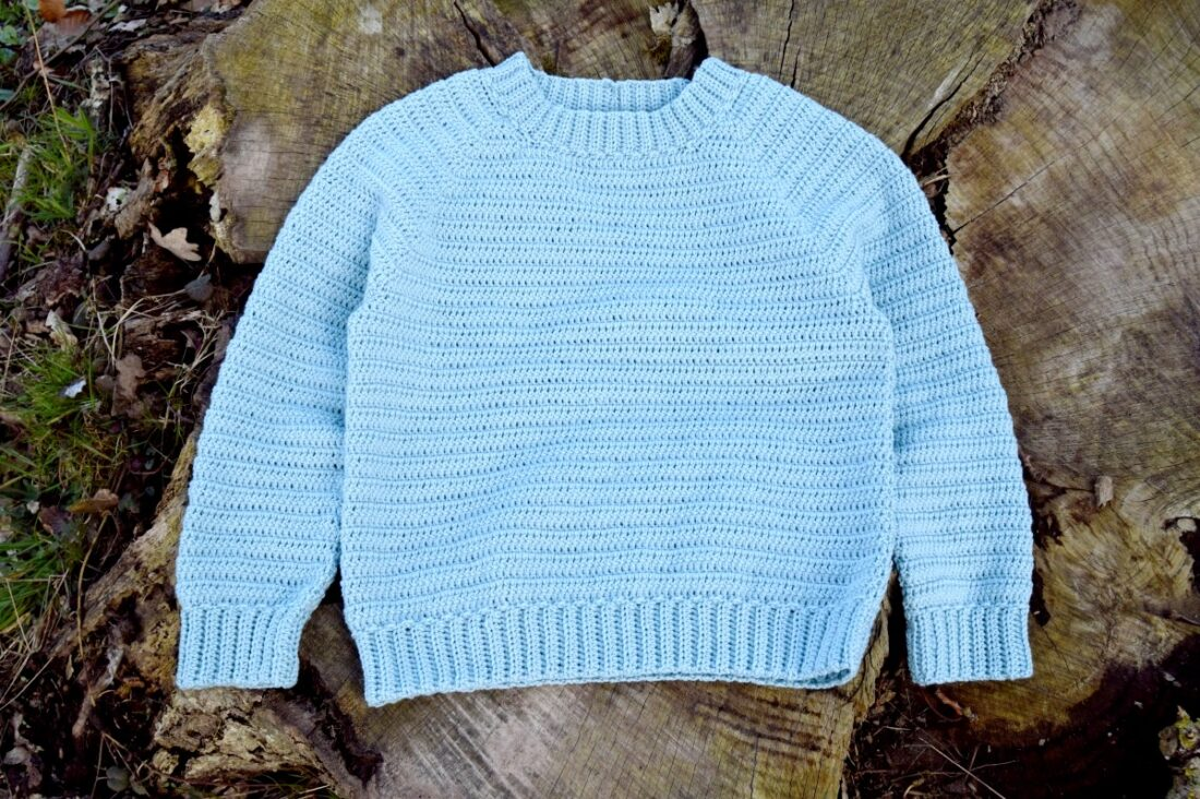 Sune basis sweater til børn