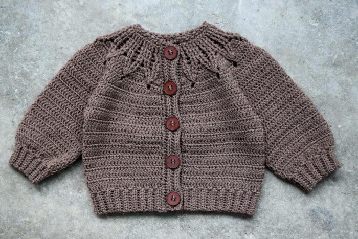 Rosettas relief trøje